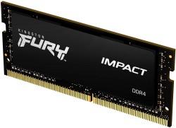 Kingston Fury Impact 16GB [1x16GB 3200MHz DDR4 CL20 SODIMM]
