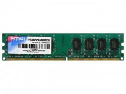 Patriot Signature 2GB [1x2GB 800MHz DDR2 CL6 DIMM]