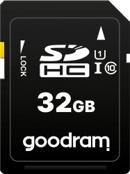 GOODRAM SDHC 32GB Class 10 UHS