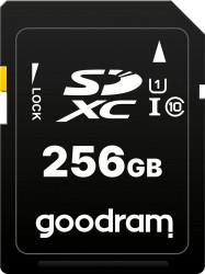 GOODRAM SDHC 256GB Class 10 UHS