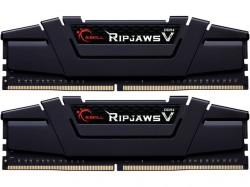 G.SKILL RipjawsV 8GB Black [2x4GB 3200MHz DDR4 CL16 DIMM]