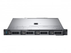DELL PE R240 E-2224 Chassis 4 x 3.5in cabled 16GB 2x1TB Rails Bezel No optical drive iDRAC9 3y NBD