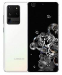 Samsung Galaxy S20 Ultra 128GB Dual SIM biały (G988)