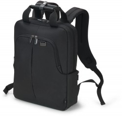 Dicota ECO Backpack Slim PRO 12-14.1 czarny