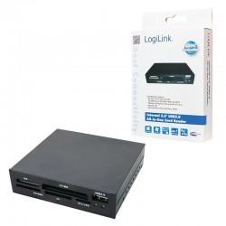 "LogiLink CR0012 3.5"""