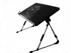 Aab Cooling Nc33 Czarny Stolik Pod Laptopa Cena Raty Sklep