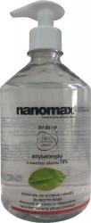 nanomax płyn antybakteryjny 0,5l