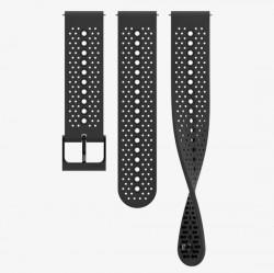 Suunto 22 ATH1 Silicone Strap All Black S+M