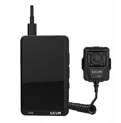 SJCAM A30 Body Cam Czarna - zdjęcie główne
