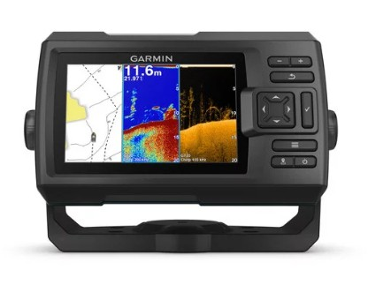 Garmin Striker Plus 5cv with GT20-TM (GPS sonar) - zdjęcie główne