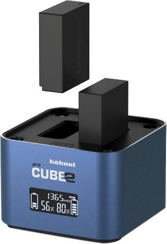 Hahnel Procube 2 Twin Charger Panasonic - zdjęcie główne