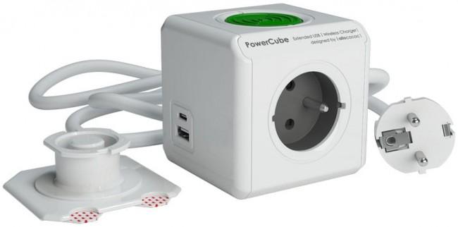 PowerCube Original 4 gniazda USB-A USB-C - zdjęcie główne