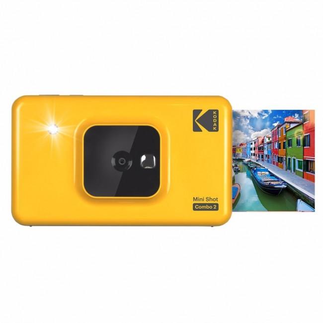 Kodak Mini shot Combo 2 żółty - zdjęcie główne