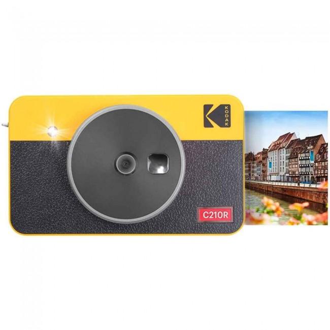 Kodak Mini shot Combo 2 Retro żółty - zdjęcie główne