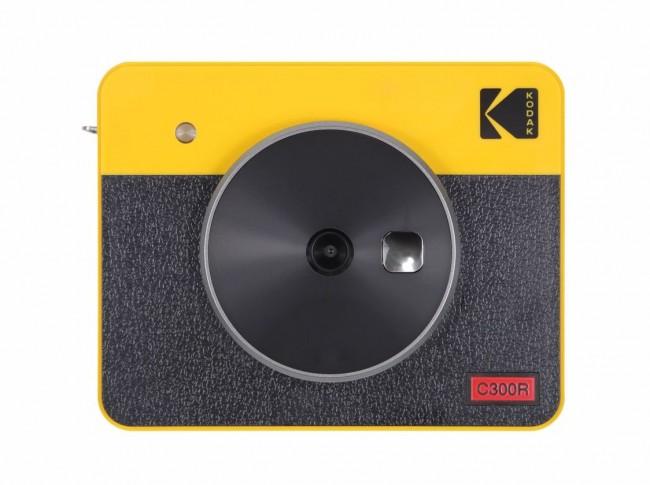 Kodak Mini shot Combo 3 Retro żółty - zdjęcie główne