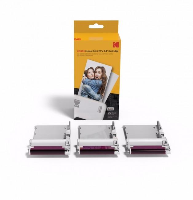 """Kodak Cartridge 2,1x3,4"""" 30-pack - zdjęcie główne"""