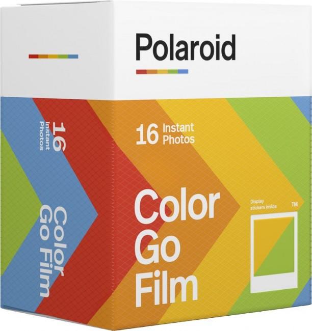 Polaroid Color GO Film Double Pack - zdjęcie główne