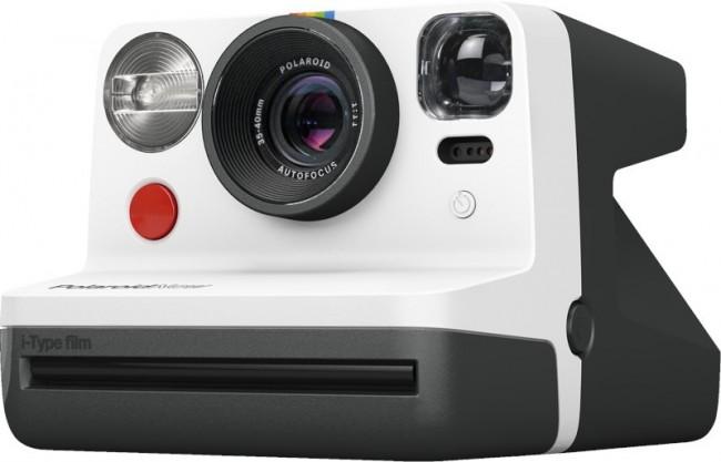 Polaroid NOW czarno - biały - zdjęcie główne
