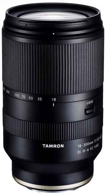 Tamron 18-300MM F/3.5-6.3 Di III-A VC VXD SONY E - zdjęcie główne