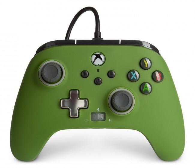PowerA Xbox Pad przewodowy Enhanced Soldier - zdjęcie główne