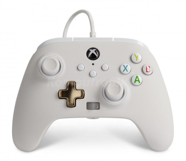 PowerA Xbox Pad przewodowy Enhanced Mist - zdjęcie główne