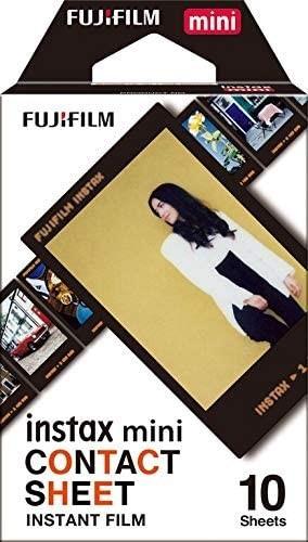Fuji Instax film contact sheet - zdjęcie główne