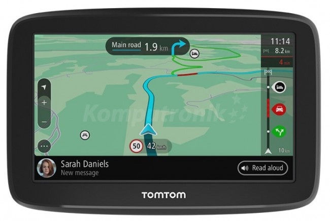 TomTom GO Classic 6˝ - zdjęcie główne
