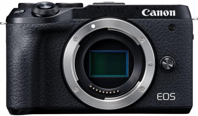 Canon EOS M6 II Body Czarny - zdjęcie główne