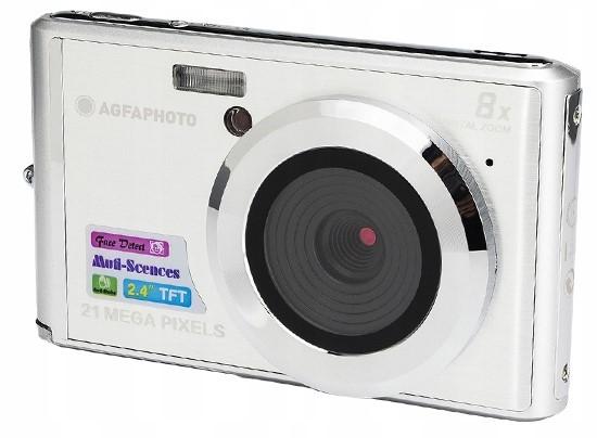 Agfa Photo DC5200 Srebrny - zdjęcie główne