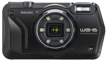 Ricoh WG-6 Czarny - zdjęcie główne