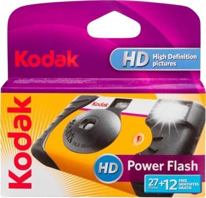 Kodak Power Flash - zdjęcie główne