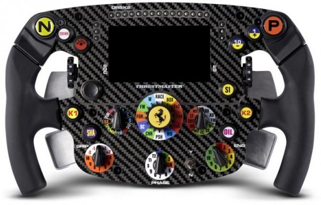 Thrustmaster Formula Wheel Add-On Ferrari SF1000 Edition - zdjęcie główne