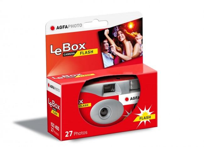 Agfa Photo LeBox 400 27 Flash - zdjęcie główne