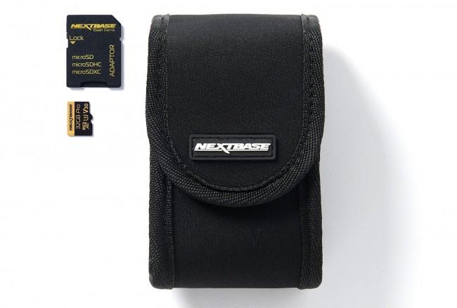Nextbase Zestaw podróżny z kartą 32GB - zdjęcie główne