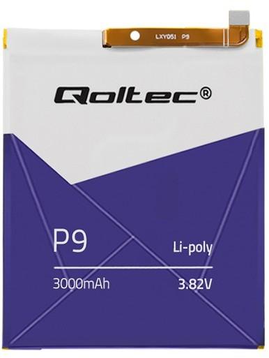 Qoltec bateria do Huawei P9, 3000mAh - zdjęcie główne