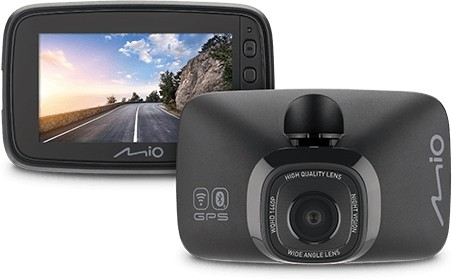 MIO MiVue 818 GPS, WIFI, BT - zdjęcie główne