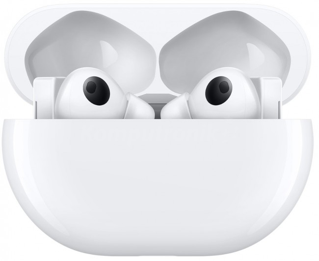 Huawei FreeBuds Pro Białe - zdjęcie główne