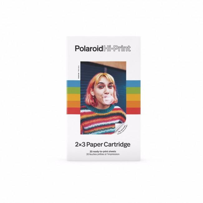 "Polaroid HI-PRINT CARTRIDGE 2,1X3,4"" 20-PACK STICK - zdjęcie główne"