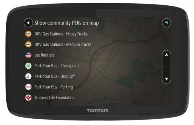 TomTom GO PROFESSIONAL 620 wifi EU - zdjęcie główne