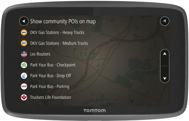 TomTom GO PROFESSIONAL 6250 EU wifi /lifetime Traffic - zdjęcie główne