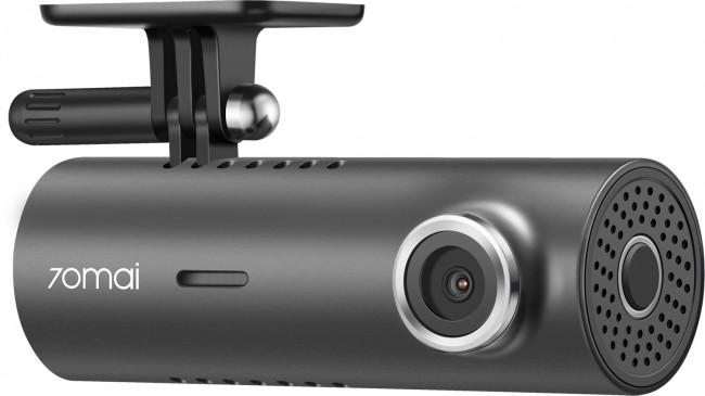 70Mai M300 Dash Cam Dark Gray - zdjęcie główne