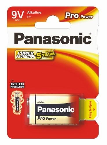 Panasonic Pro Power Gold 6LR61PPG - zdjęcie główne