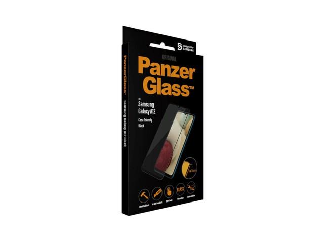 PanzerGlass Samsung Galaxy A12 czarny - zdjęcie główne