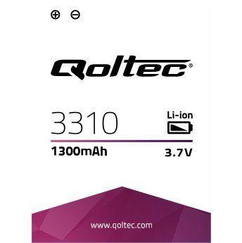 Qoltec bateria do Nokia 3310 3410 3510 5510, 1300mAh - zdjęcie główne