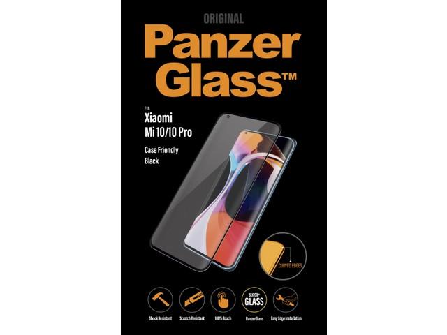 PanzerGlass Xiaomi Mi 10/10 Pro czarny do etui - zdjęcie główne