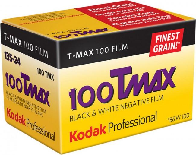 KODAK T-MAX 100 135-24X1 - zdjęcie główne