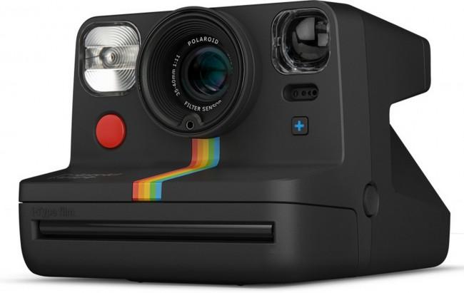 Polaroid NOW+ czarny - zdjęcie główne