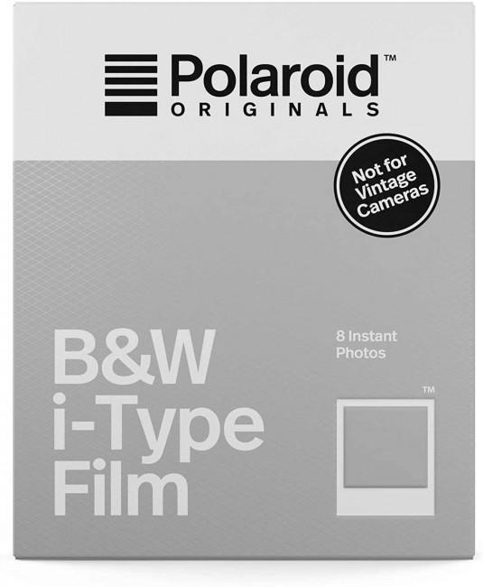 Polaroid B&W i-Type Film - zdjęcie główne