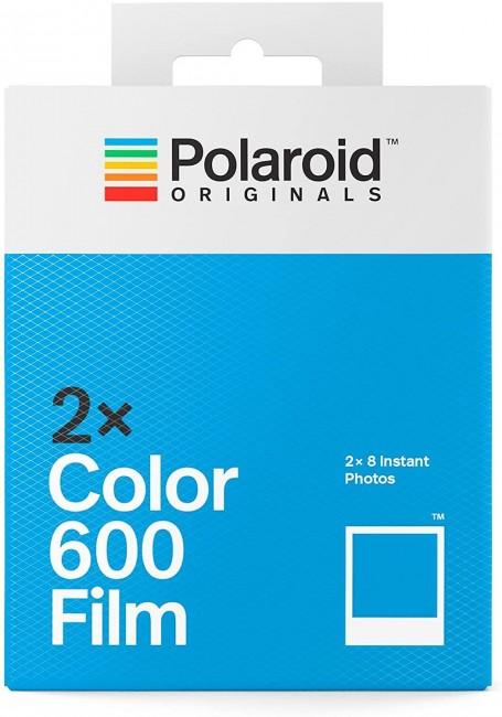 Polaroid Color Film 600 Film 2-pack - zdjęcie główne