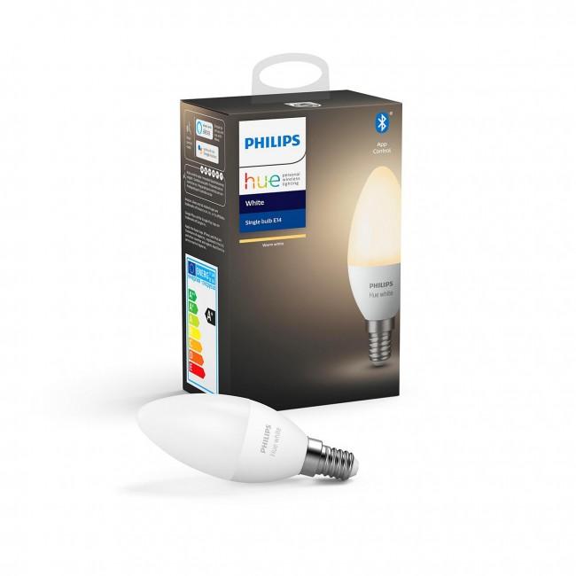 Philips Hue E14 6W W BT świeczka - zdjęcie główne